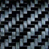 Углеткань (карбон) 285 г/м², твилл / Carbon fabric 285 g/m²
