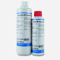 Эпоксидная смола MP Advanced + отвердитель MP (12 часов), набор 1,4 кг. / Epoxy resin MP Advanced + hardener MP, kit