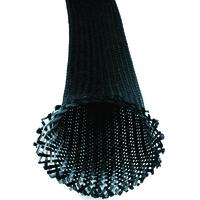 Карбоновый оплеточный рукав Ø 35 мм. / Carbon fibre braided sleeve Ø 35 mm