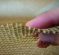 Арамидные соты, ок. 44 г/м² / Aramid honeycomb , ca. 44 g/m²