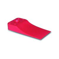Распалубный клин, красный (40×20 мм.) / Demoulding wedge red (40 x 20 mm)