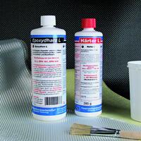Эпоксидная смола L + отвердитель L (40 мин),набор из двух компонентов.