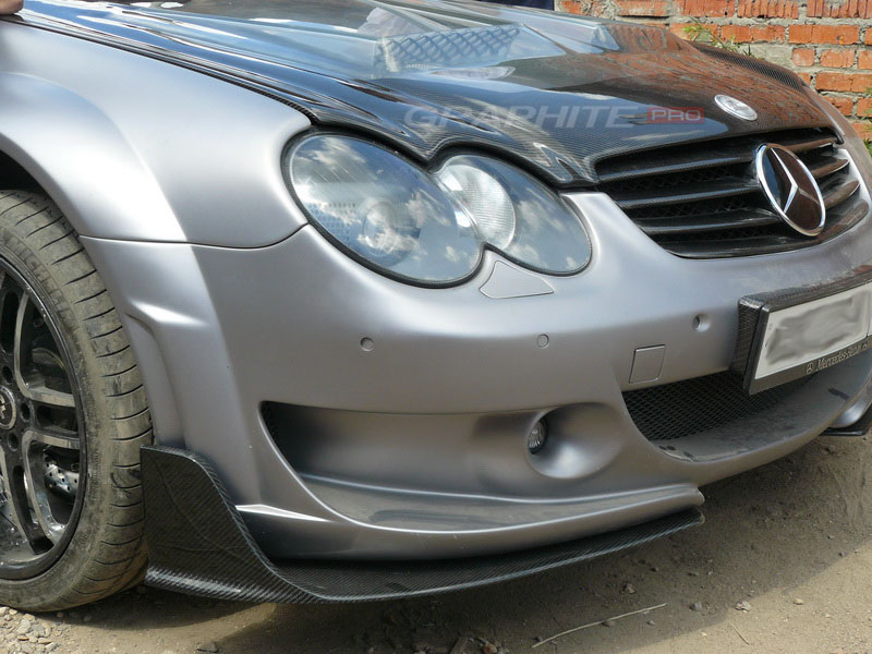 Mercedes SL 5.5 AMG