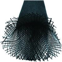 Карбоновый оплеточный рукав Ø 170 мм. / Carbon fibre braided sleeve Ø 170 mm