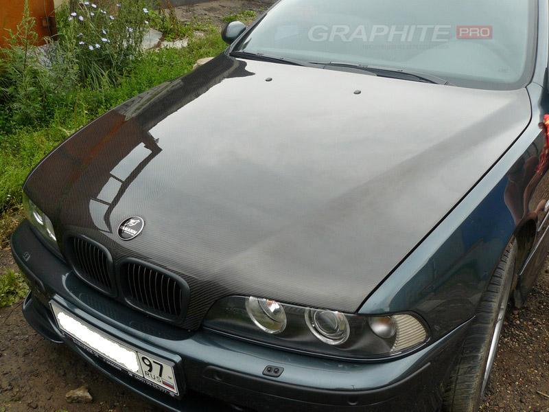 BMW-39 Отделка карбоном
