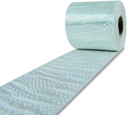 Стеклолента 220 g/m² , 50 мм / Glass fabric tape 220 g/m² unidirectional, 50 mm