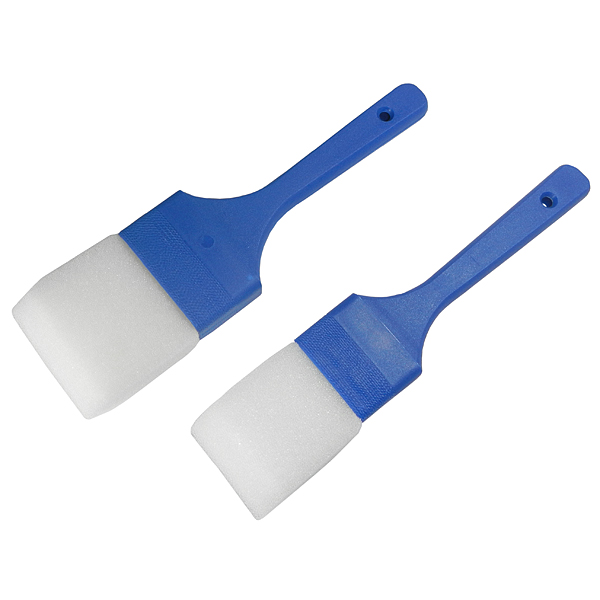Кисть для разделительных агентов, ширина 45 мм. / Release agent brush
