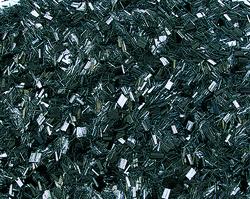 Рубленые нити углеволокна 3 мм, банка 100 г / Chopped carbon fibre strands 3 mm