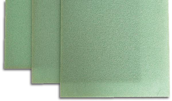 Пенопласт Airex (зеленый) C 70.75 (75 кг/м³) / Airex (green) C 70.75 (75 kg/m³)