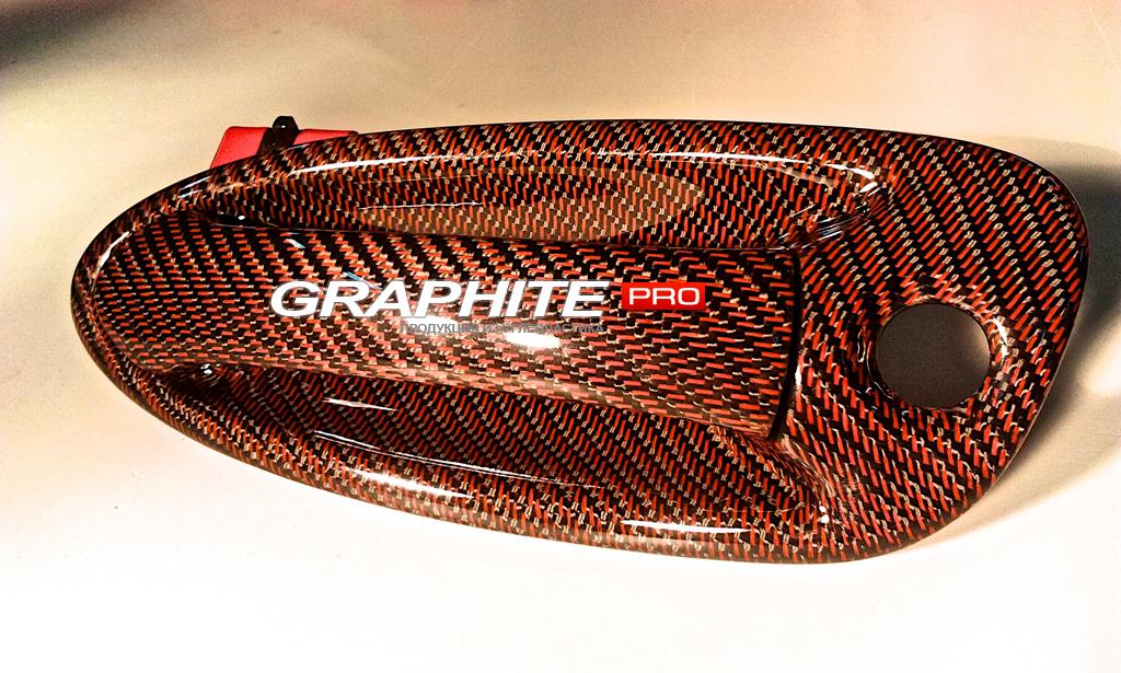 Porsche Carera отделка карбоном