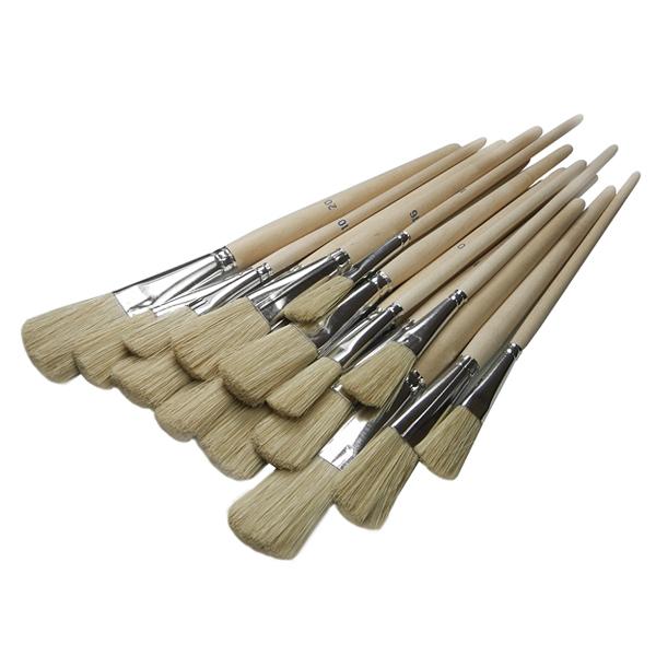 Кисточки для ламинирования / Laminating brushes