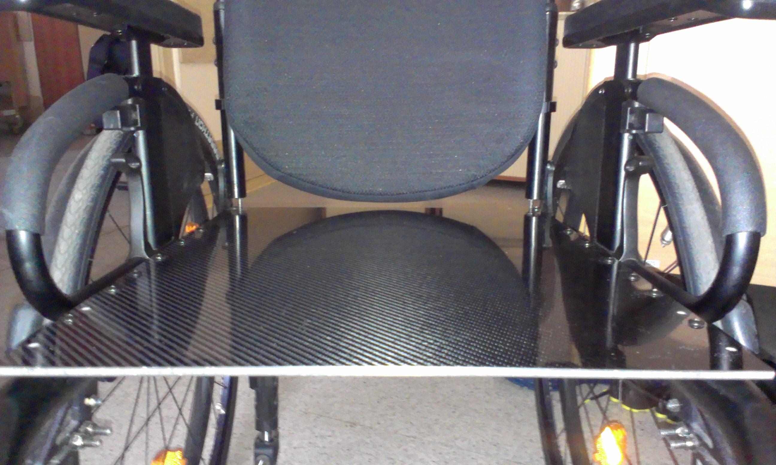Карбоновая сэндвич плита сиденья для коляски