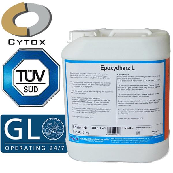 Эпоксидная смола L / Epoxy resin L