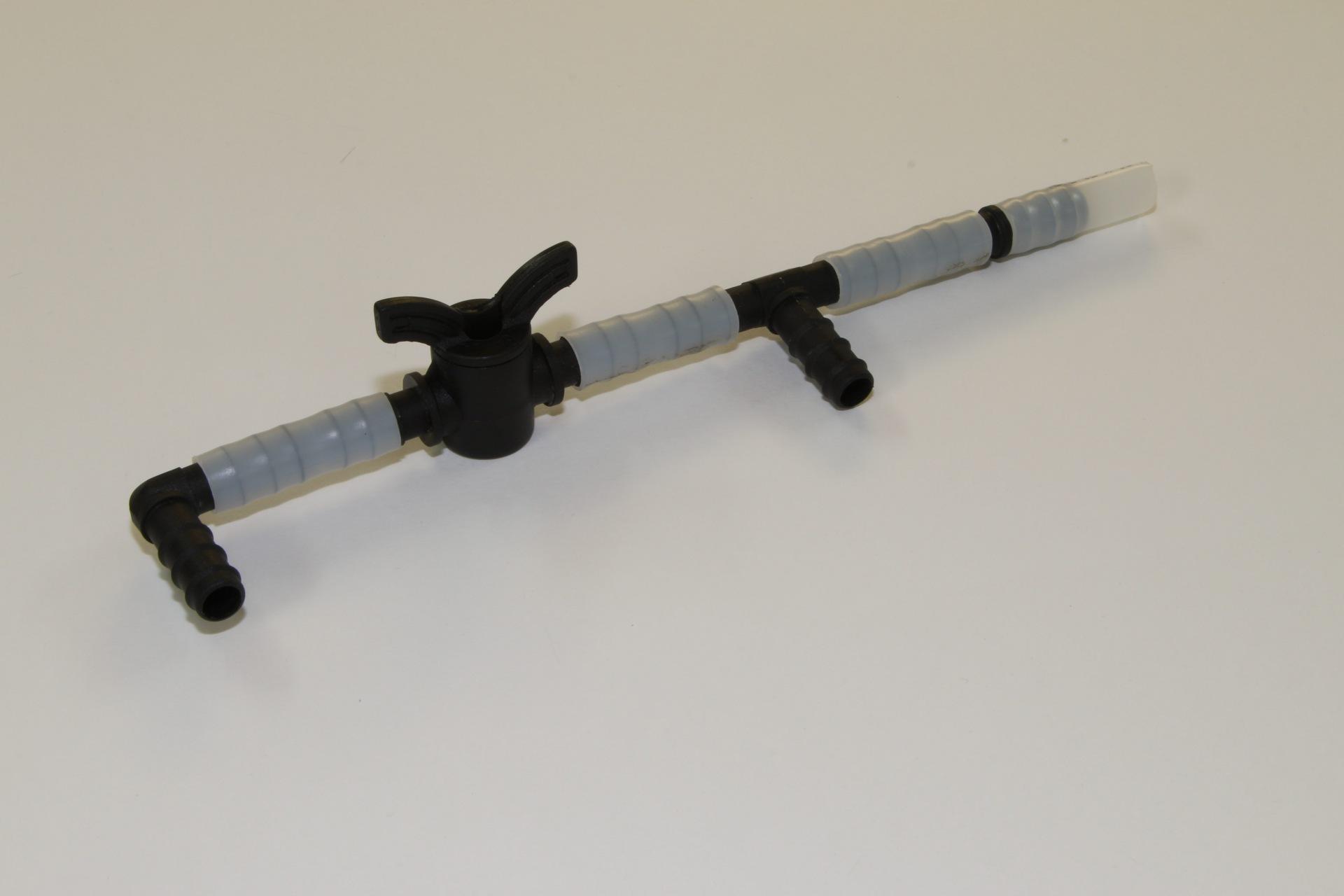 Коннекторы L- и T-типа / L- and T-type connector