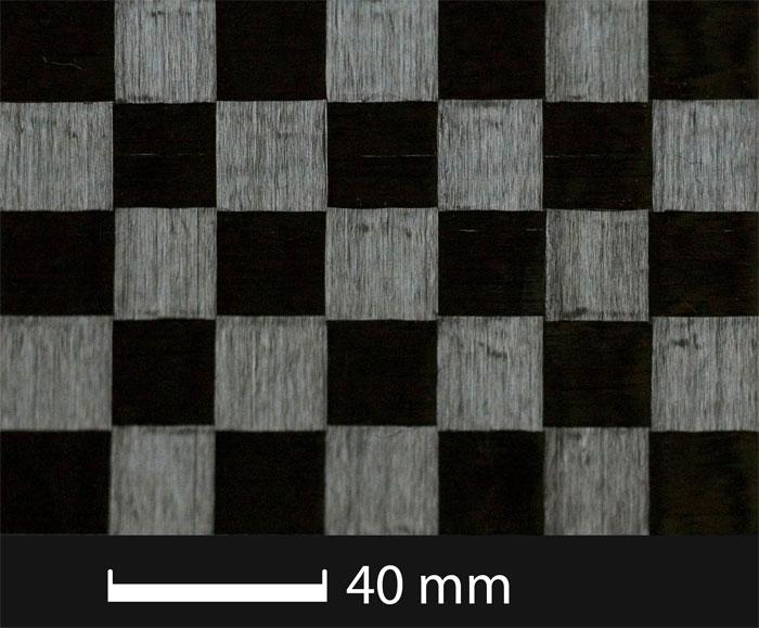 Углеродная ткань Аспро A-160 (PW / UTS50 24K) 92 cm