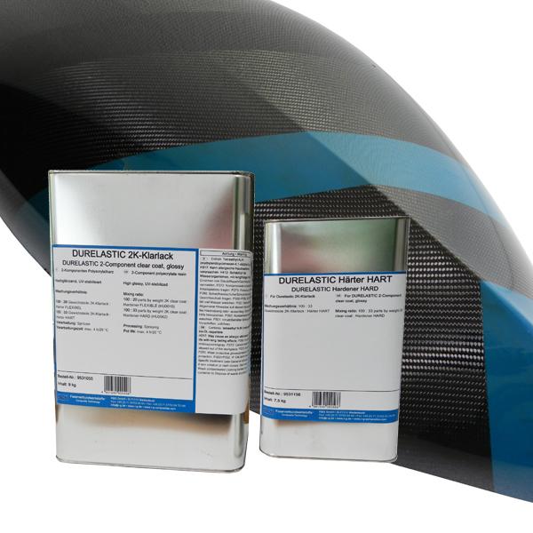 DURELASTIC лак + отвердитель HARD (набор из 2 компонентов)