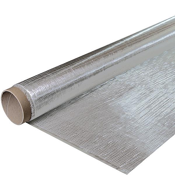 Стеклоткань без переплетения биаксиальная 620g / м² (силан) 130см / Glass non-crimp fabric 620 g/m² (biaxial, silane) 130 cm