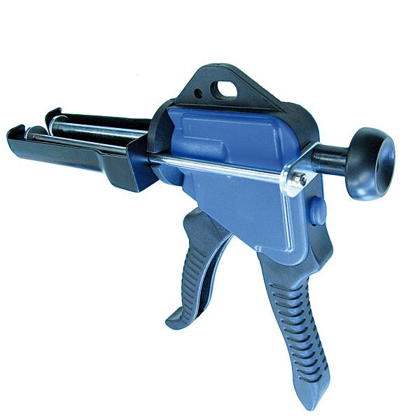 Дозирующий пистолет для 50 мл двойных картриджей (MR 1: 1) / Dosing gun for 50 ml double cartridges (MR 1:1)