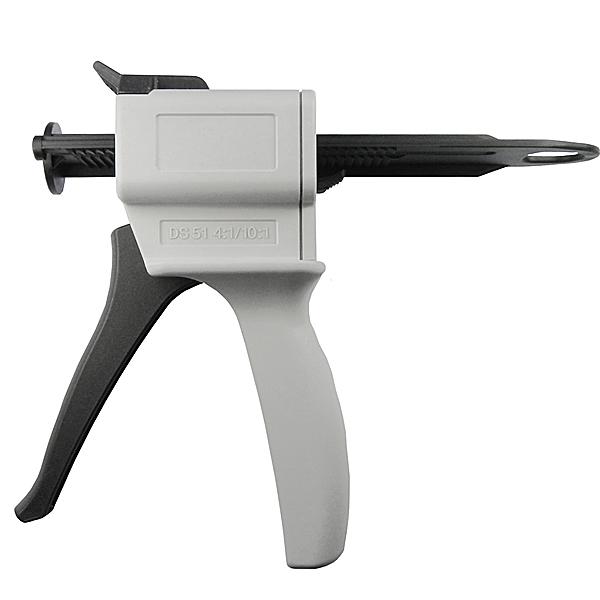 Дозирующий пистолет для 50 мл двойных картриджей (MR 10: 1) / Dosing gun for 50 ml double cartridges (MR 10:1)