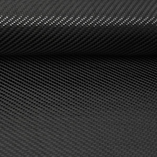 Углеродная ткань 370 г / м² (саржа) 100 см