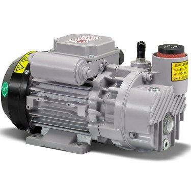 Пластинчато-роторный вакуумный насос DVP LC.4