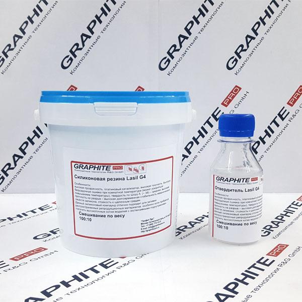 Силиконовая резина Lasil G4