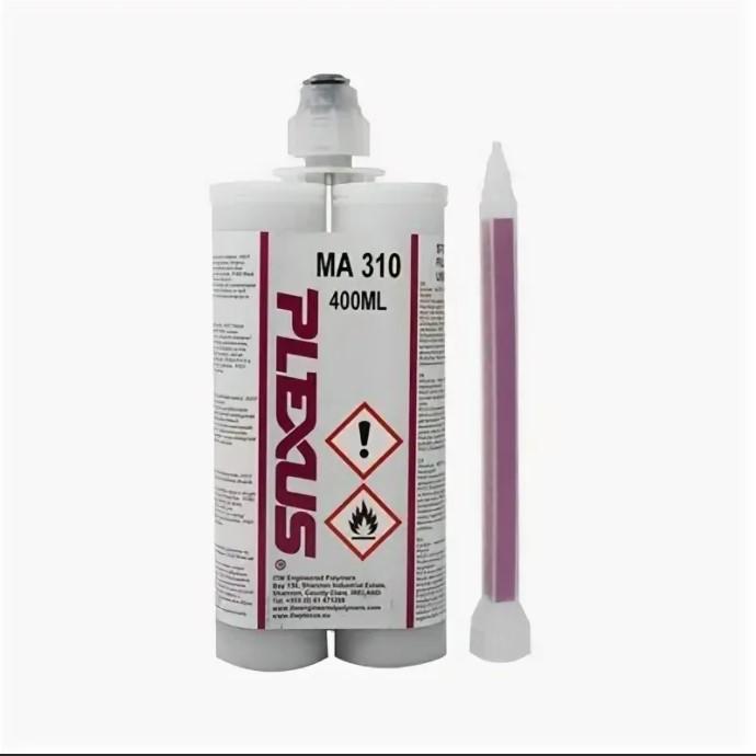 Адгезив (клей) метакрилатный 17 минутный PLEXUS MA 310 (400 мл)