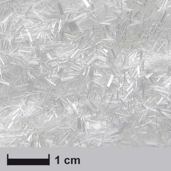 Рубленые нити стекловолокна 7 мм
