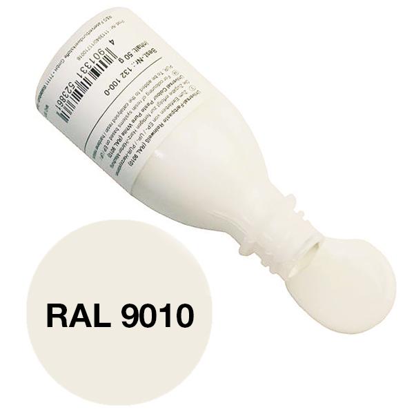 """Универсальная паста (колер) """"чистый белый"""" (RAL 9010)"""