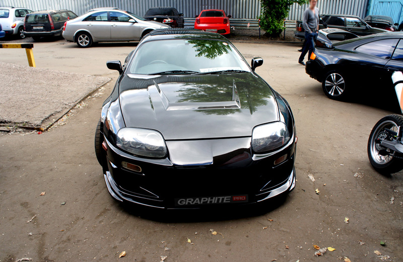 Toyota Supra TT WIDEBODY Carbon
