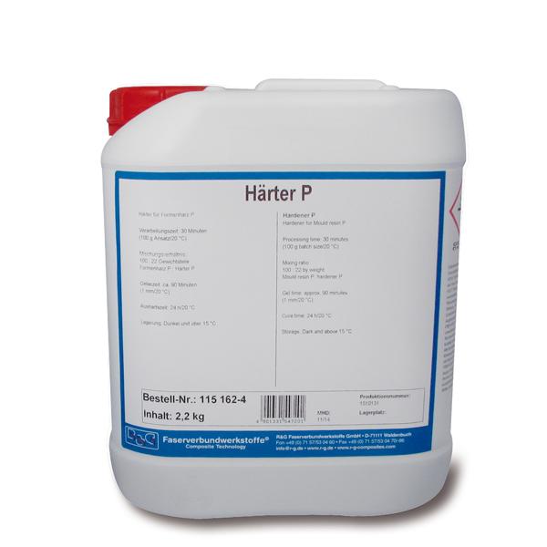 Отвердитель P для матричного гелькоута P (30 мин) / Hardener P (for Mould Resin P / 30 Min.)