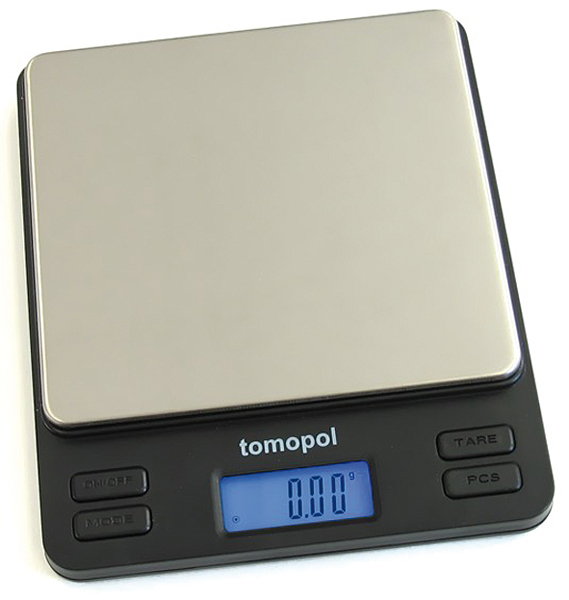 Цифровые весы до 2000 г / Digital scales up to 2000 g