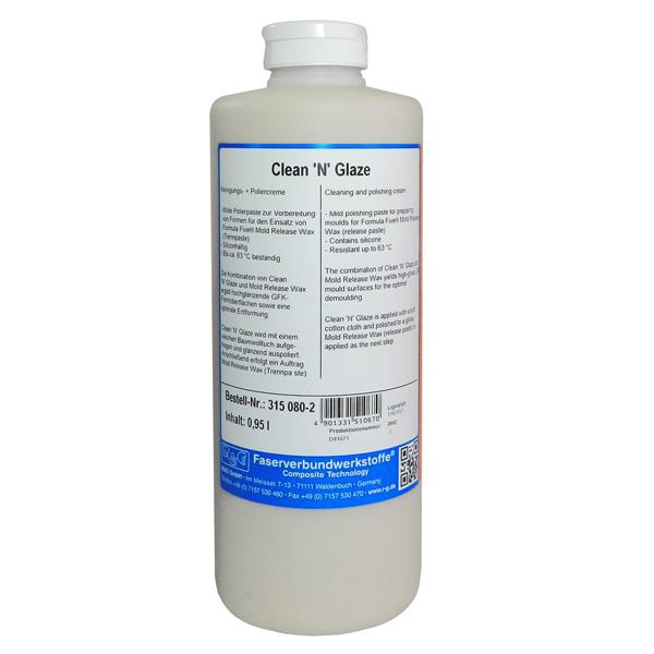 Чистящая и полировальная паста Formula Five® / Clean´N Glaze
