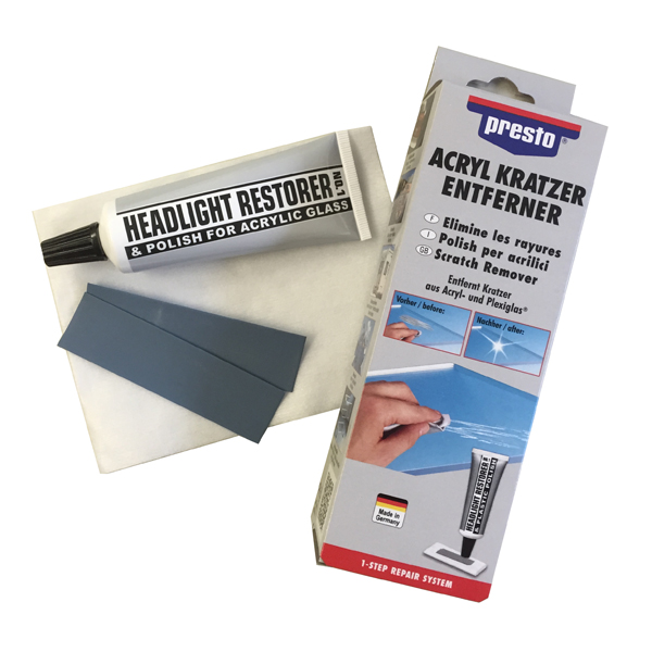 Престо® для удаления царапин/PRESTO® Scratch remover