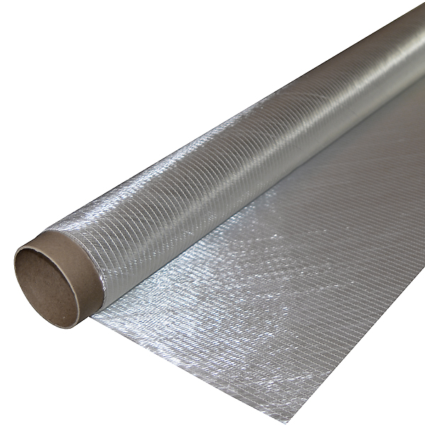 Стеклоткань биаксиальная 430 г/м², ширина 127 см / Glass non-crimp fabric 430 g/m² (biaxial, silane) 127 cm