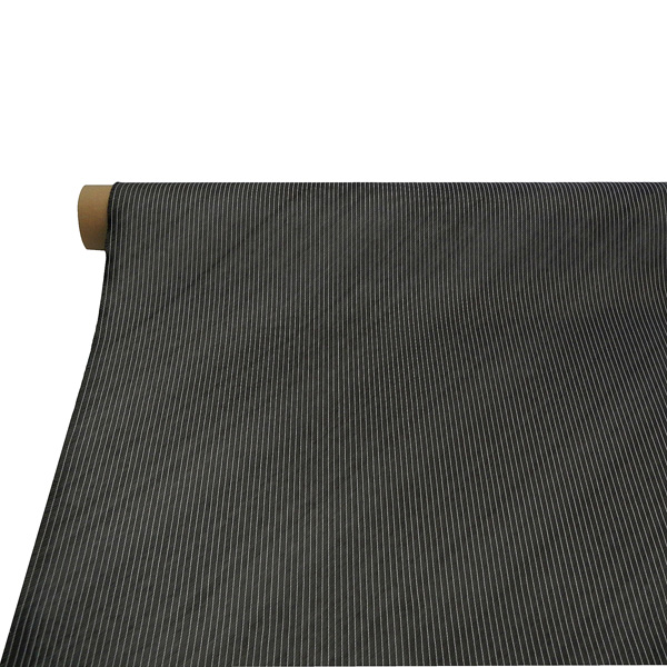 Углеткань биаксиальная, 200 г/м² ( 12 К ), 127 см/ Carbon non-crimp fabric 200 g/m² (biaxial, 12k) 127 cm