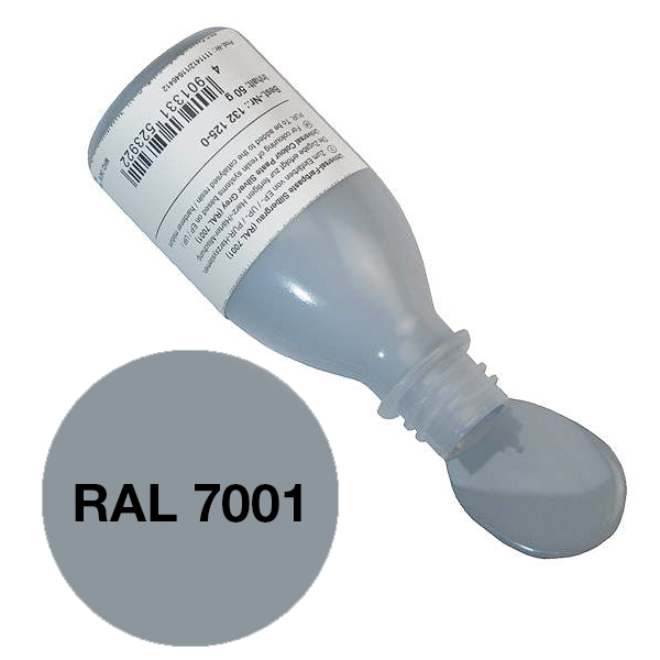 Универсальная паста (колер) серый RAL 7001