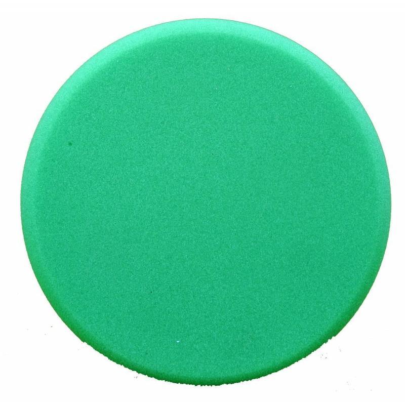 Полировальный круг 150*30 мм, для абразивной пасты (Зеленый)