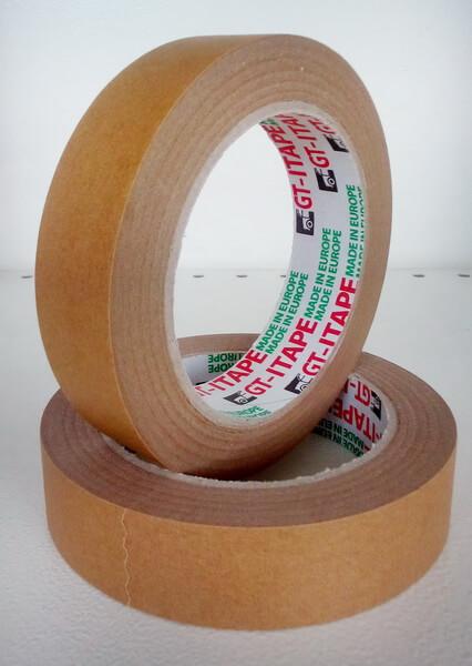 Скотч бумажный ITAPE 25мм