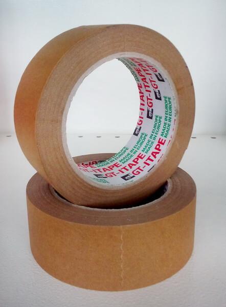 Скотч бумажный ITAPE 50мм