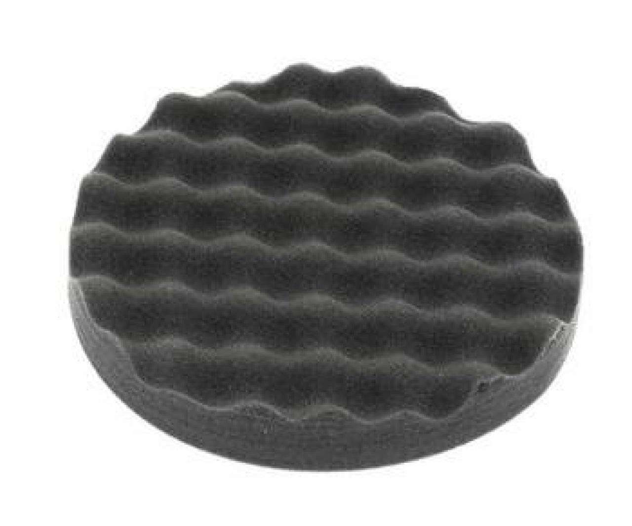 Полировальный круг 150*30 мм, для абразивной пасты (Черный)