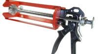 Дозирующий пистолет для 400 мл двойных картриджей (MR 2: 1)