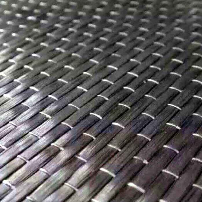 Однонаправленная углеткань 230 г/м², ширина 30см