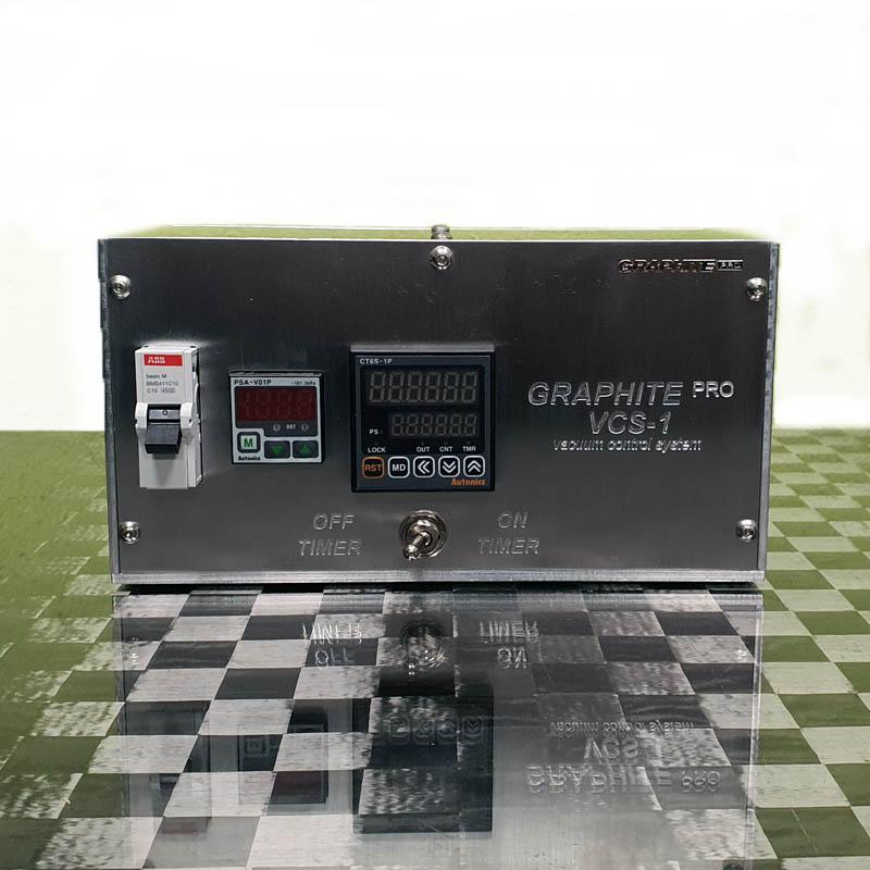 Электронная система контроля вакуума VCS-1
